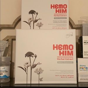 Hemo Him Herbal Extract Dietary Suppliment